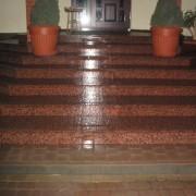 Schody granitowe Balmoral