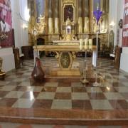 Choroszcz, Parafia Jezusa Miłosiernego, Multicolor Red, Green Rose